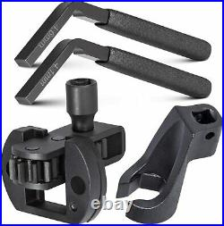 Fuel Line Socket&Engine Brake Adjustment&Engine Barring Tool for DD13 DD15 DD16