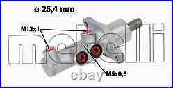 Hauptbremszylinder Für Ford Focus II Turnier Da Ffs Ds Asda Asdb Syda Metelli