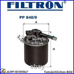 Kraftstofffilter Für Mercedes Benz Infiniti E Class T Model S212 Q50 Filtron