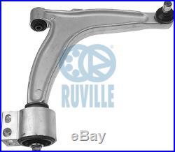 Lenker Radaufhängung Ruville 935323