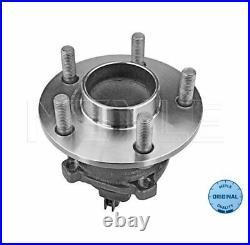 MEYLE Wheel Hub MEYLE-ORIGINAL Quality 714 752 0001