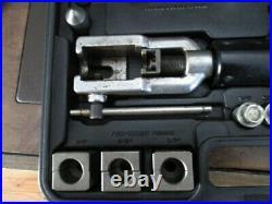 Mastercool Hydraulic Flaring Tool Set Brake/fuel Lines