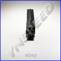 Metal Coiled Brake & Fuel Line Tubing Tube Straight Straightener Aluminum Black