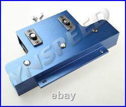 Metal Coiled Brake & Fuel Line Tubing Tube Straight Straightener Aluminum Blue