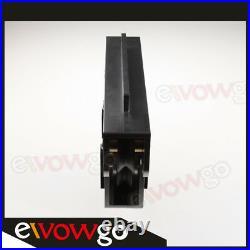 Metal Coiled Brake & Fuel Line Tubing Tube Straight Straightener Black