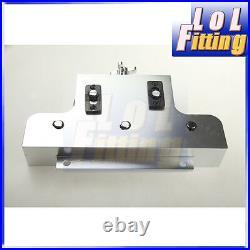 Metal Coiled Brake & Fuel Line Tubing Tube Straightener Aluminum Silver