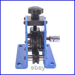 Mini Brake & Fuel Line Tubing Straightener Coiled to Straight Tube Metal Tool