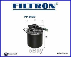 NEW Fuel filter for MERCEDES-BENZ CLS, C218, OM 651.924, C-CLASS FILTRON PP840/9