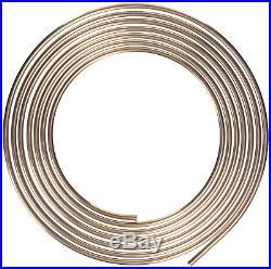 Nickel/Copper Brake/Fuel/Transmission Line Tubing Coil, 3/8 x 25