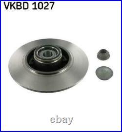 Original SKF Bremsscheibe VKBD 1027 für Renault