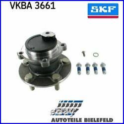 Original SKF Radlagersatz VKBA3661 für Ford Focus II Focus II Kombi C-Max