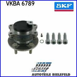Original SKF Radlagersatz VKBA6789 für Ford Focus III Focus III Turnier