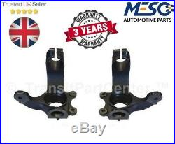 Pair Of Front Hub Knuckle Ford Transit Connect 2002-2013 Right And Left