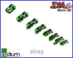 RADIUM Fuel Brake Line Retainer Kit For Nissan Sil S13, S14, S15/Sky R32, 33, 34