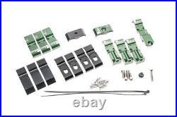 Radium 20-0626 Fuel + Brake Line Retaining Kit for Nissan S13 S14 15 R32 R33 R34
