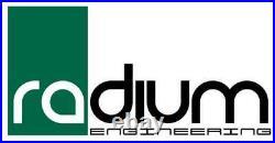 Radium Engineering 20-0416 FITS Toyota Supra JZA80 Fuel/Brake Line Retainer Kit