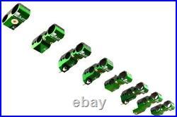 Radium Fuel Brake Line Retainer Kit for Nissan S13 S14 S15 R32 R33 R34