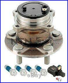 Radlagersatz Für Ford Focus C Max Hwda Hwdb Shdb Shdc Shda Q7da Syda Aoda Snr