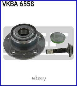 Radlagersatz Radlager Satz Hinten Skf Vkba 6558 G Für Vw Caddy Iii, Caddy IV