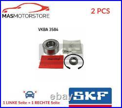 Radlagersatz Radlager Satz Paar Vorne Skf Vkba 3584 2pcs I Neu Oe Qualität