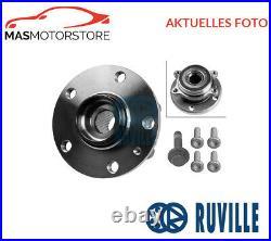 Radlagersatz Radlager Satz Vorne Ruville 5456 I Für Audi A3, Tt, Q3, A1,8p1,8pa, 8u