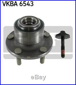 Radlagersatz SKF VKBA 6543