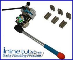 SAE Standard & Bubble ISO Metric Double Single Tube Brake Line Flare Flaring Kit