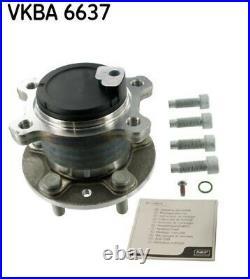 SKF Radlagersatz Radlager Satz Wheel Bearing Hinten VKBA 6637
