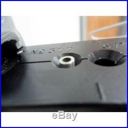 Speedway Motors Deluxe Brake & Fuel Hard Line Flaring Tool, 37 Degree AN