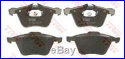 TRW GDB1576 Brake Pad Set, disc brake