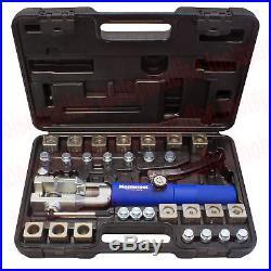 Transmission Fuel Brake Line Metal Tube Tubing Cutter & Hand Flare Flaring Tool