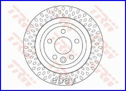 Trw Bremsscheibe Für Volvo S60 II + S80 II + V60 I + V70 III + Xc70 II 06