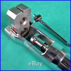 Universal Hydraulic Flaring Tool Set Brake Pipe Fuel Line Flaring Tool Kit