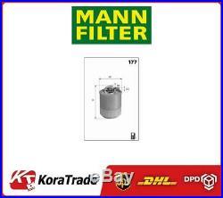 Wk820/22 Mann-filter Engine Fuel Filter