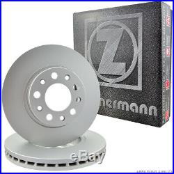 Zimmermann Bremsscheiben Satz Opel Signum Vectra C mit Sportpaket Vorne